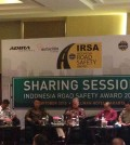Sharing session Indonesia Road Safety Award 2015 di Hotel Pullman Jalan MH Thamrin Jakarta Pusat (otomania)