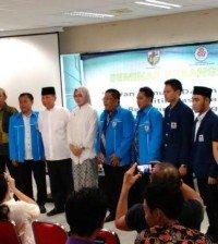 DEMA FISIP UIN Jakarta bersama DPD KNPI Kota Tangerang Selatan memberikan kado persembahan Seminar Kebangsaan dengan tajuk Peran Pemuda dalam Politik Nasional yang Ber-Bhineka Tunggal Ika